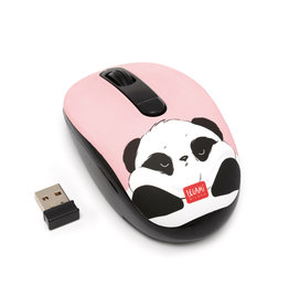 wireless mouse - panda