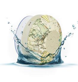 Legami luidspreker douche - wereldkaart