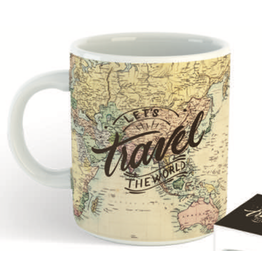 mug - let's travel
