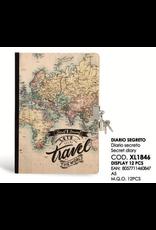 travel diary - let's travel