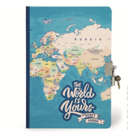 reisdagboek - the world is yours