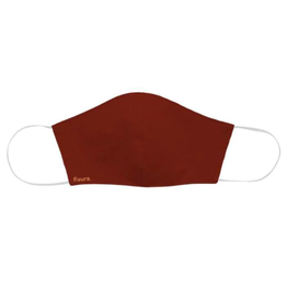 Fisura herbruikbaar mondmasker - burgundy rood