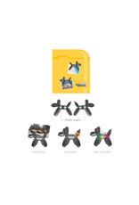 lucky - magnetic photo holder - balloon dog