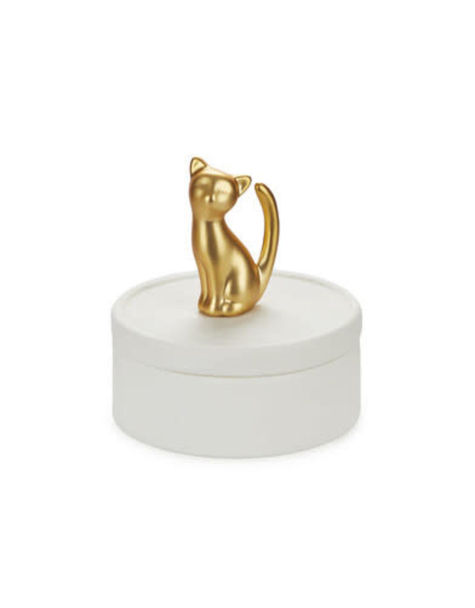 jewelry box - kitten