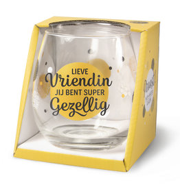 wine/water glass - vriendin