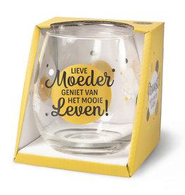 wine/water glass - moeder
