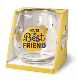 wine/water glass - best friend