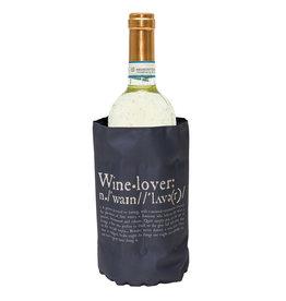fleskoeler - wine lover