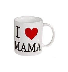 Out Of The Blue mug - I love mama