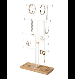 jewelry stand - trigem 5 (natural)