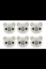 bag clips - koala