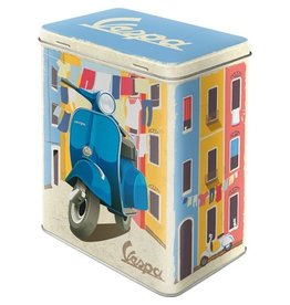 tin box - M - Vespa