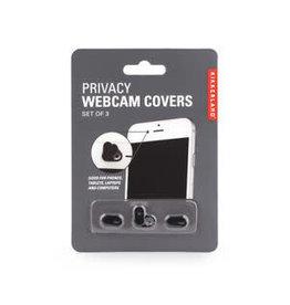 Kikkerland webcam covers - set of 3
