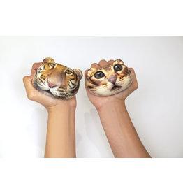 Kikkerland stress ball - cat