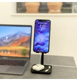phone stand - perfect (black)