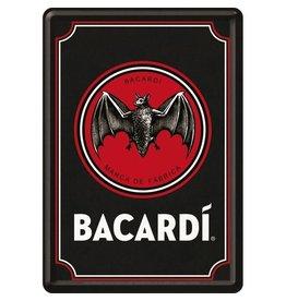 Nostalgic Art card - Bacardi