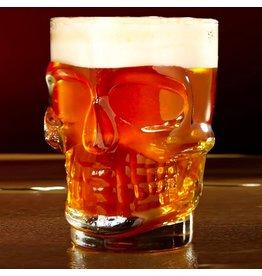 beer glass - skull