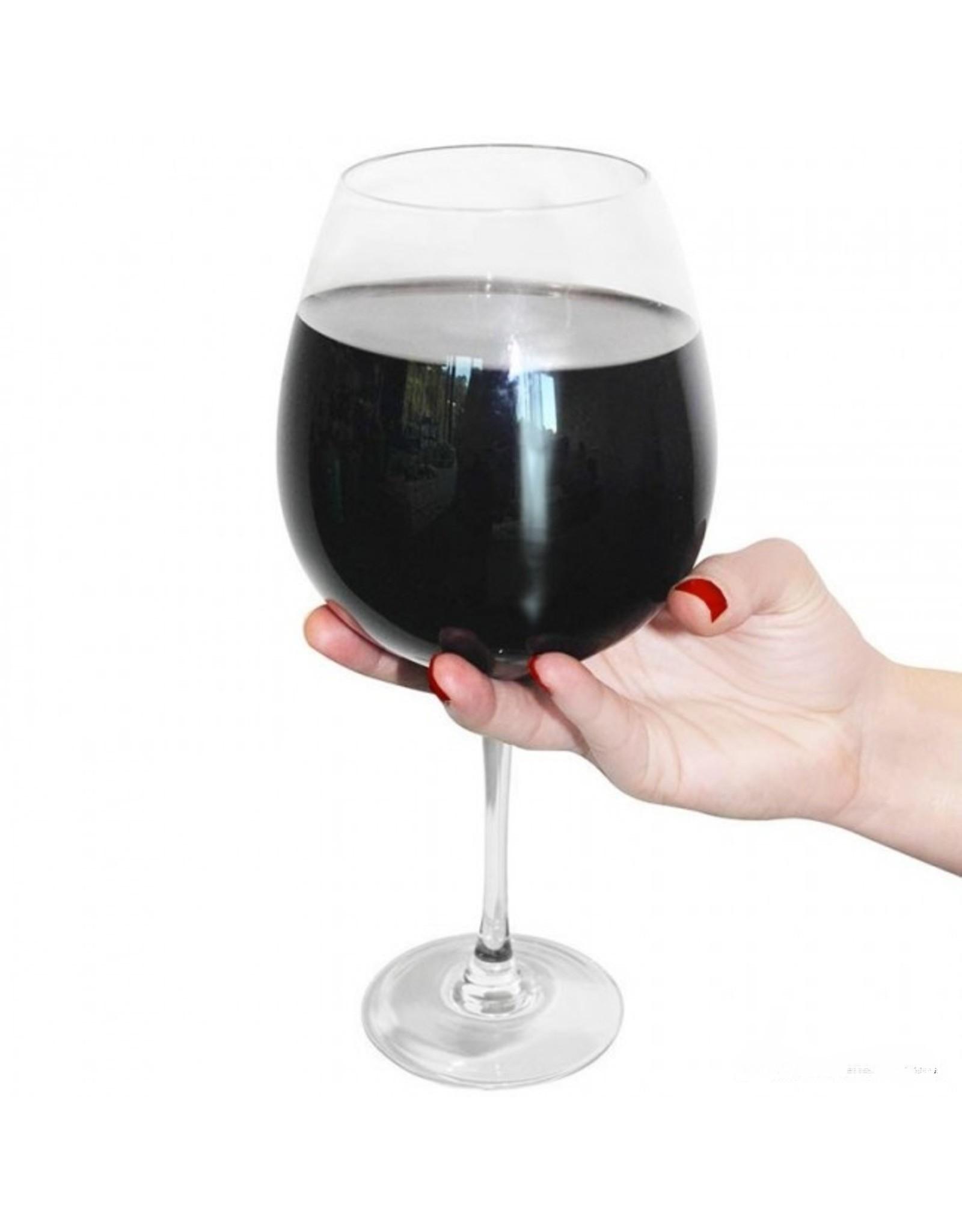 wine glass - XXL