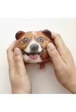 stress ball shaped like a  dog