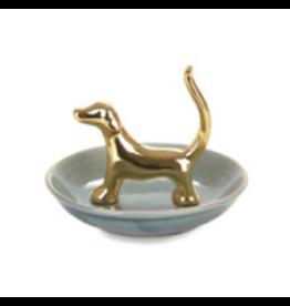 ring holder - dog