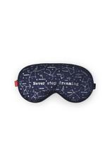 Legami sleep mask with stars print