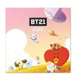 calendar 2022 - BT21