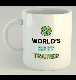 Jelly Jazz mug - world's best trainer