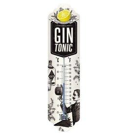Nostalgic Art thermometer - gin tonic
