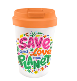 bioloco - easy cup - love your planet