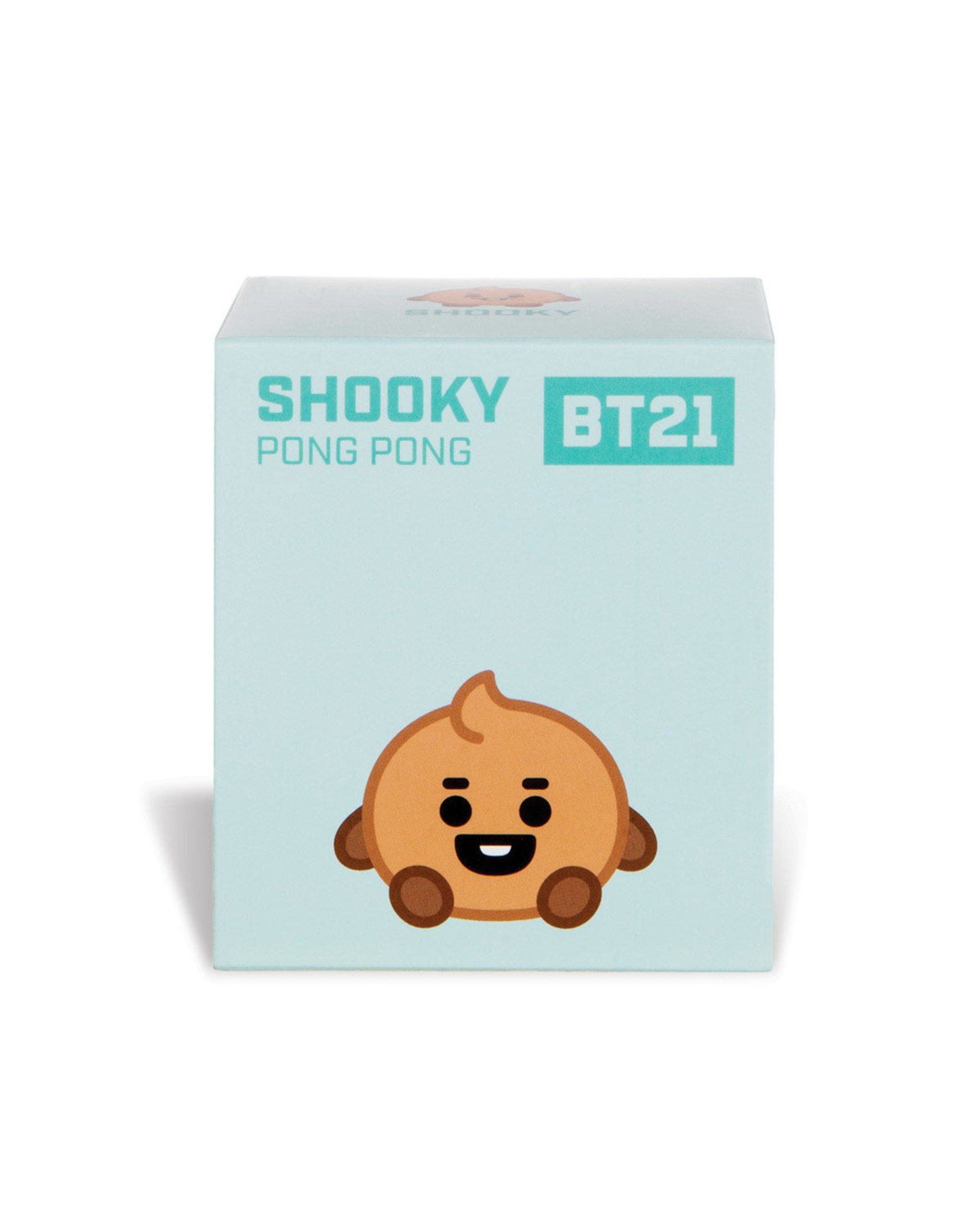 BT21 - plush - baby Shooky