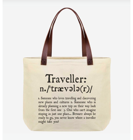 Legami cotton bag - traveller