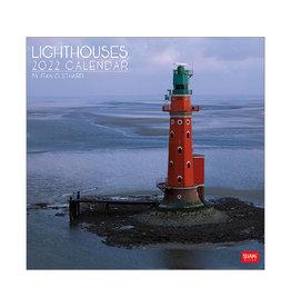 calendar 2022 - lighthouses