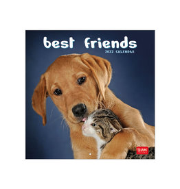 calendar 2022 - 18x18 - best friends