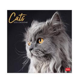 Legami kalender 2022 - 30x30 - katten