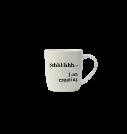 mug - A&G - schhhh ... I'm creating (4)