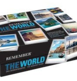 Remember game - memory - the world