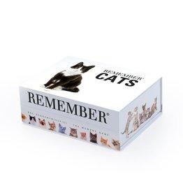 Remember spel - memory - katten