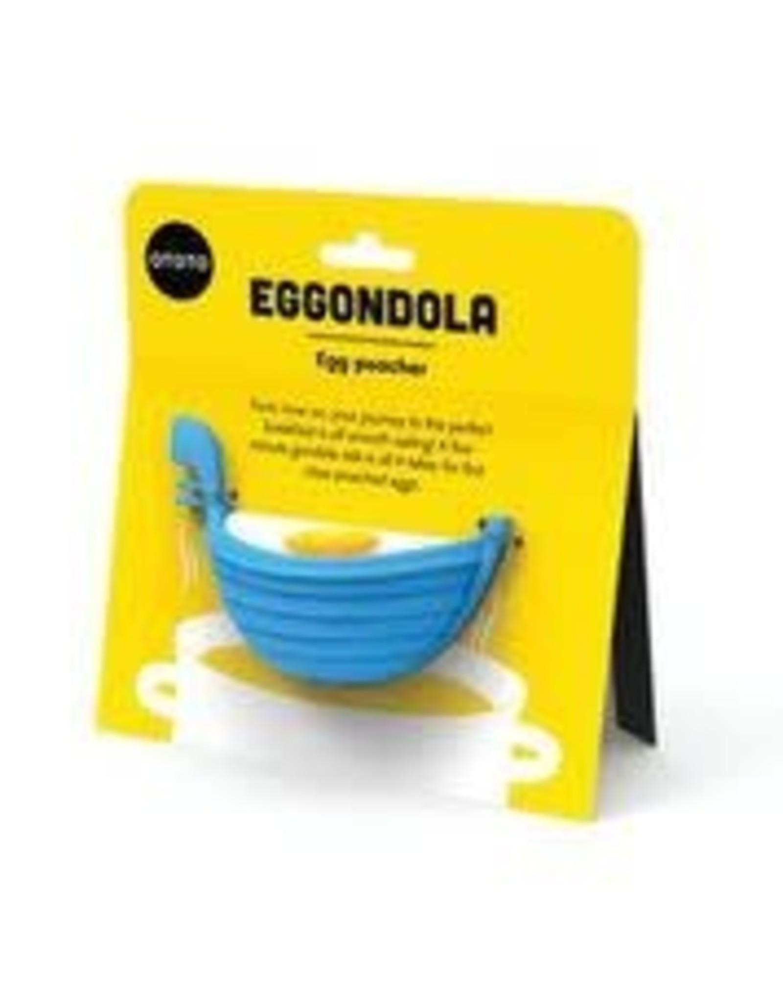 Ototo blue egg poacher - eggondola