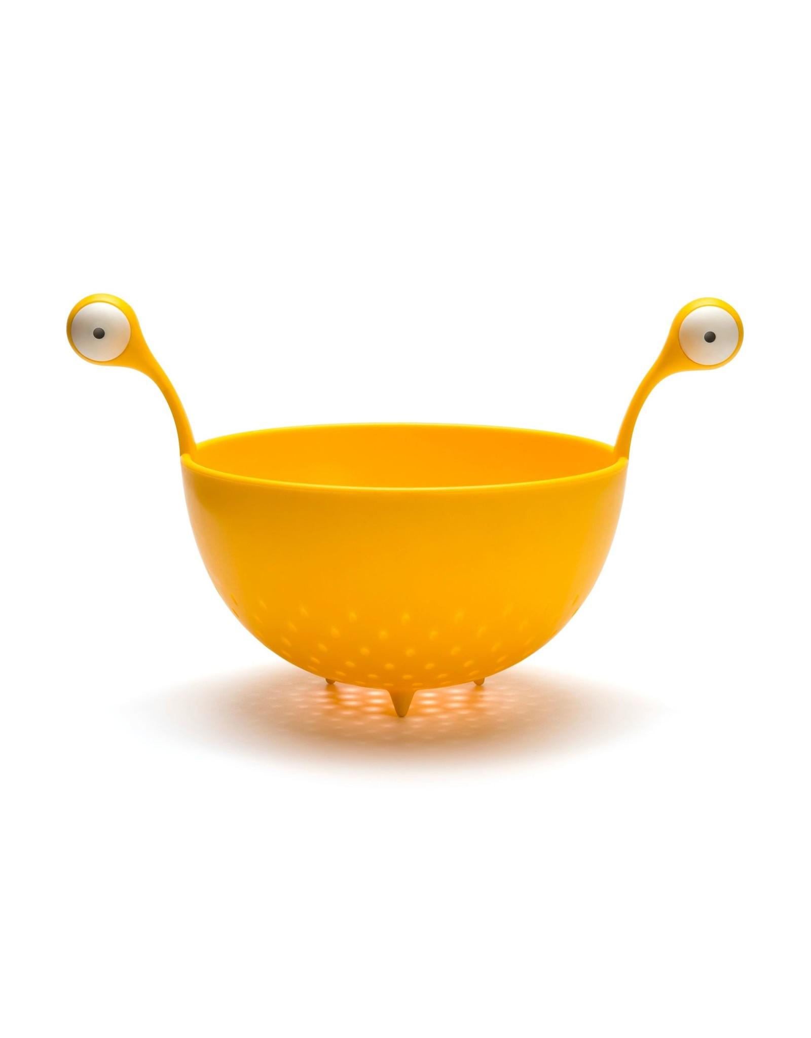 Ototo yellow colander - spaghetti monster