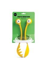Ototo spoon set for serving pasta - pasta monster