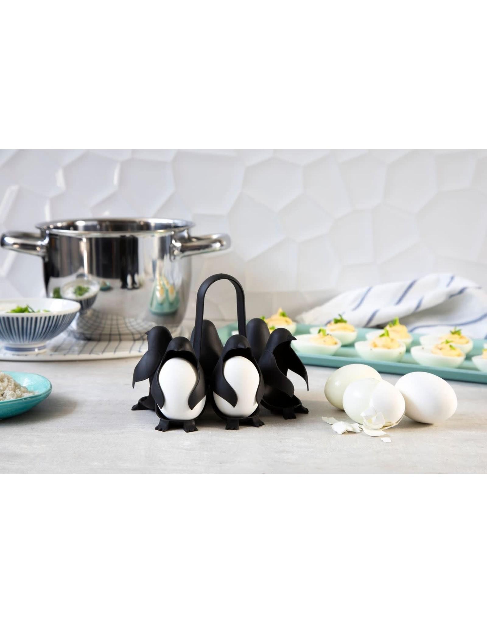 Peleg Design Egg holder for cooking eggs - egguins