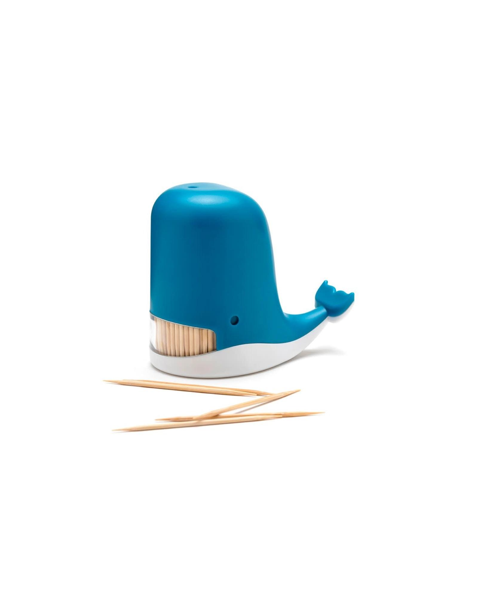 Peleg Design toothpick holder shaped like a whale