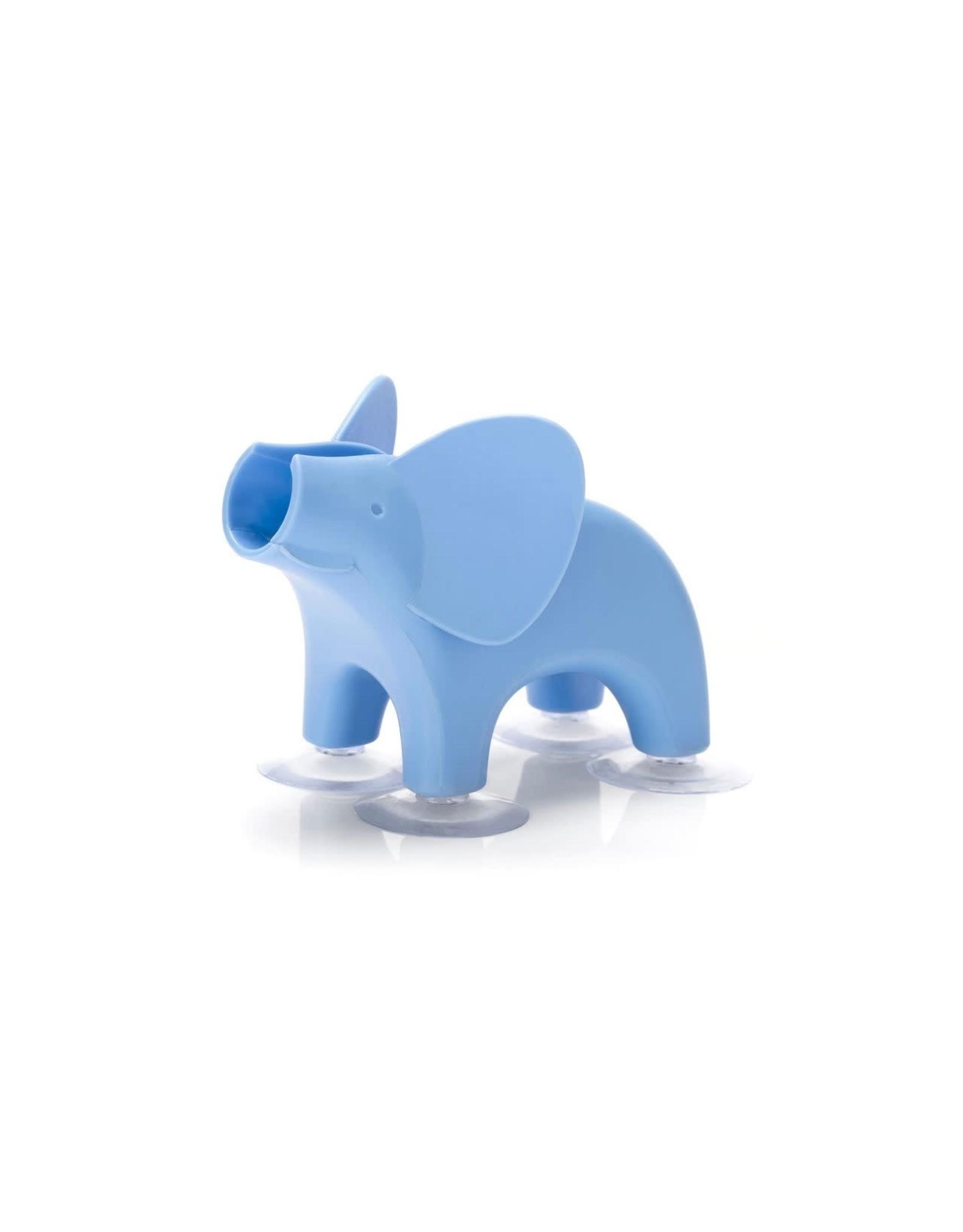 Peleg Design shower head holder shaped like an elephant