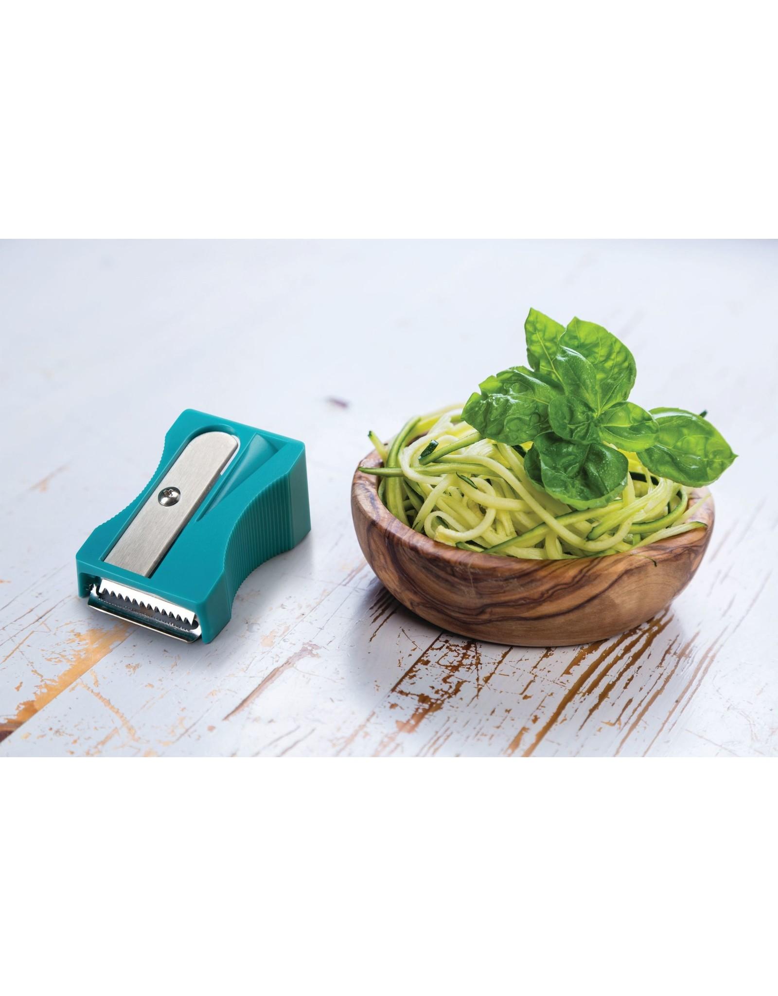 Monkey Business peeler & sharpener -karoto (green) (6)