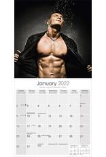 calendar 2022 with guys