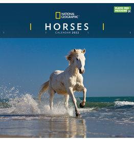 calendar 2022 - 30x30 - horses