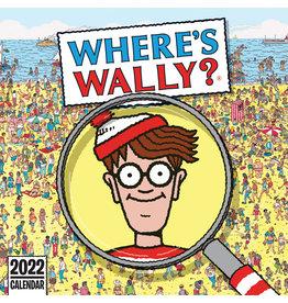 kalender 2022 - 30x30 - waar is Wally?
