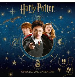 kalender 2022 - 30x30 - Harry Potter
