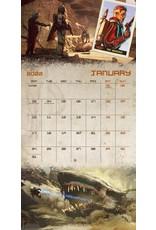 calendar 2022 of Star Wars