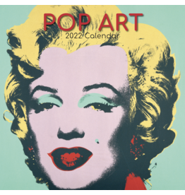 calendar 2022 - 30x30 - pop art